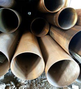 Картинка Новая стальная труба электросварная (ЭСВ) Дн325х5 ст.20 в наличии стоимостью 49900 руб/т со склада в Нижнем Новгороде (нижняя часть города)