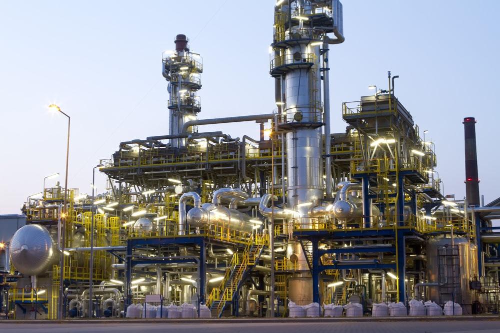 трубы бесшовные в химической промышленности