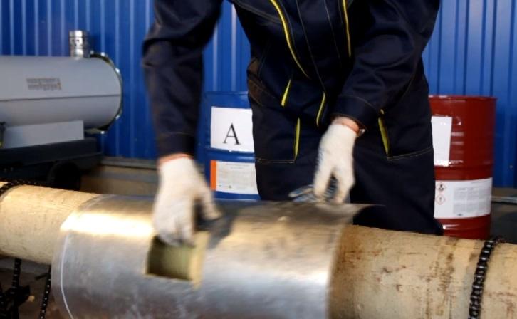 Инструкция по изоляции сварных стыков на трубопроводах в ППМИ